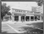 J. J. Jacobs Motor Company Used Car Department
