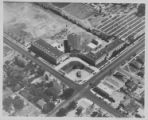 Christian Brothers' School:  Aerial View