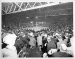 Boxing Match in the L Street Arena