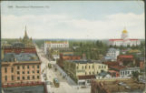 Panorama of Sacramento, Cal. - Note and Address on Back