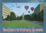 There's Sure a Lot of Hot Air in Sacramento