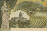 Come to California's Golden Hills and Orange Groves, National Irrigation Congress, Sacramento,...