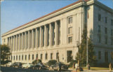 U.S. Post Office, Sacramento, California - Max Mahan